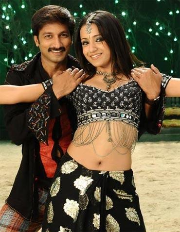trisha krishnan gopichand shankam movie stills pictures3