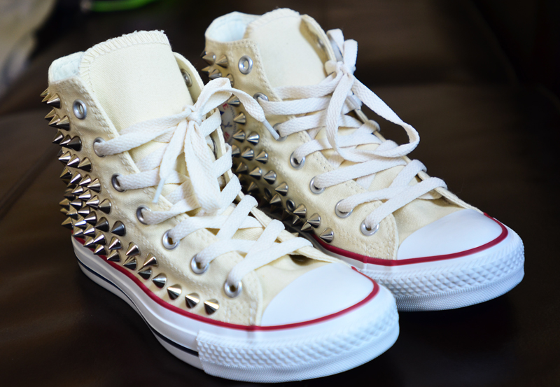 How Guide Studded Converse Chuck Taylor Sneakers Solifestyle