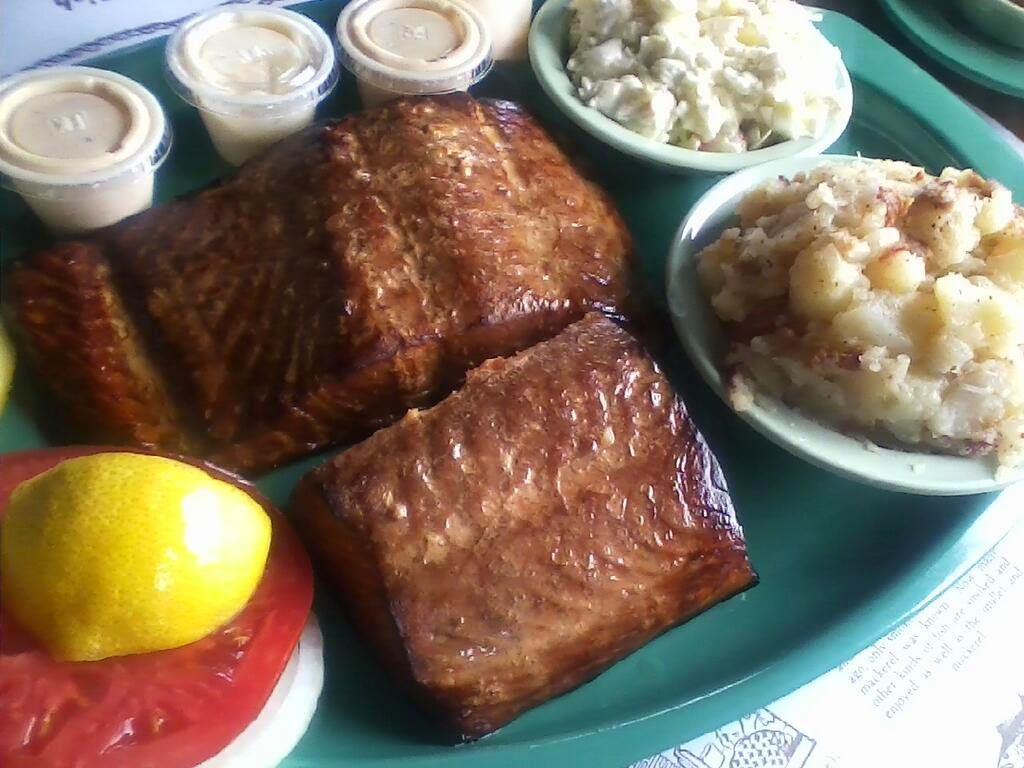 Report from the florida zone ted peters smoked fish for Ted peters smoked fish