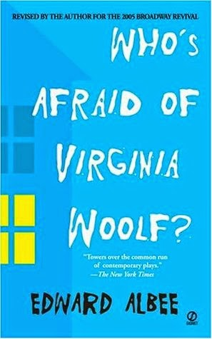 Theatrical Play Who's Afraid of Virginia Woolf? cover