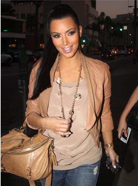 lady fabuloux style of kim kardashian
