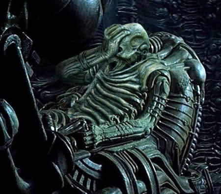 Space Jockey original