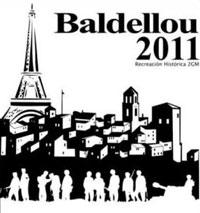 Recreación histórica Baldellou 2011  Baldellou_2011