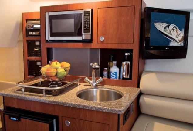 Monterey 260SCR Yacht
