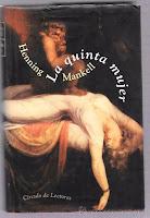 """La quinta mujer"" - H. Mankell"