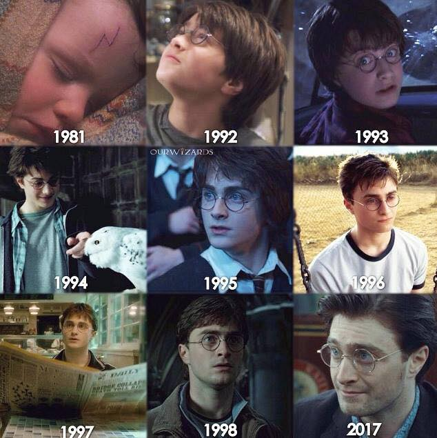 Coisas de Leitor: Edição Especial Aniversário do Harry Potter!!!!!