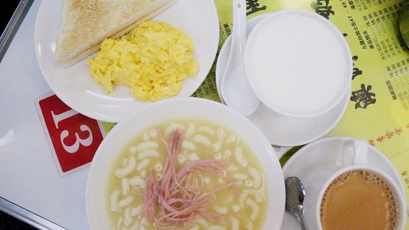Most Instagrammed Hong Kong Breakfast, Australian Dairy Co. | Tsim Sha Tsui, Hong Kong