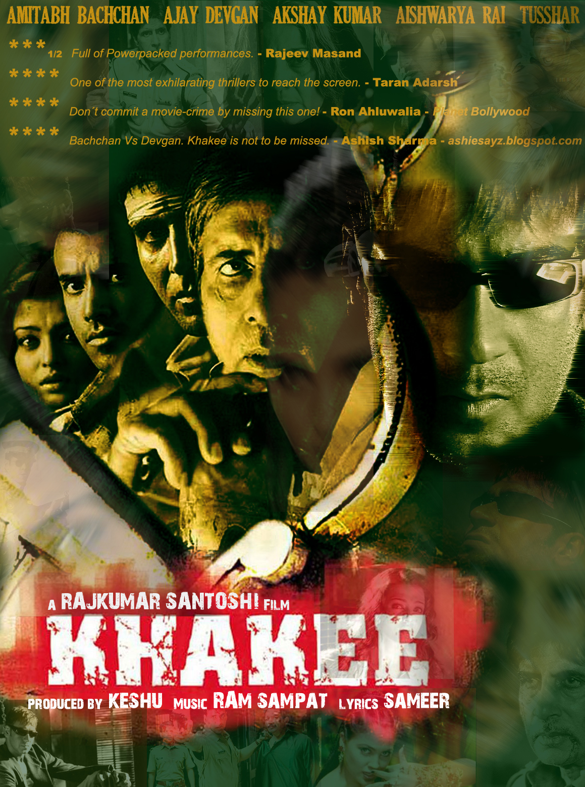 Khakee : Movie Review ~ ashish SAYZ