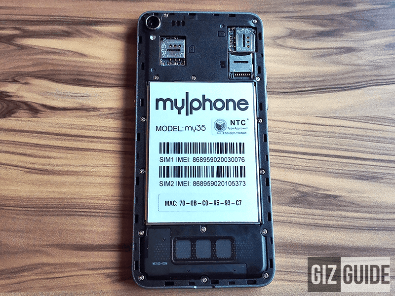 MyPhone My35 Unboxing And First Impressions: Potentially The Best Local Smartphone Today!