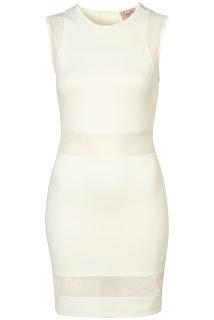 35B02BWHT large - K���k Beyaz Elbise