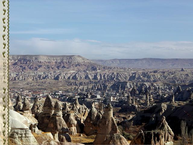 Valle de los Cazadores Uçhisar
