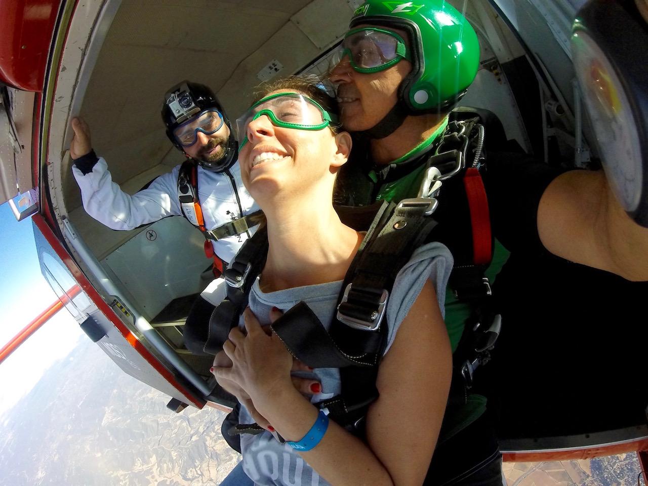 Saltamos - SkyDiveBCN 2016