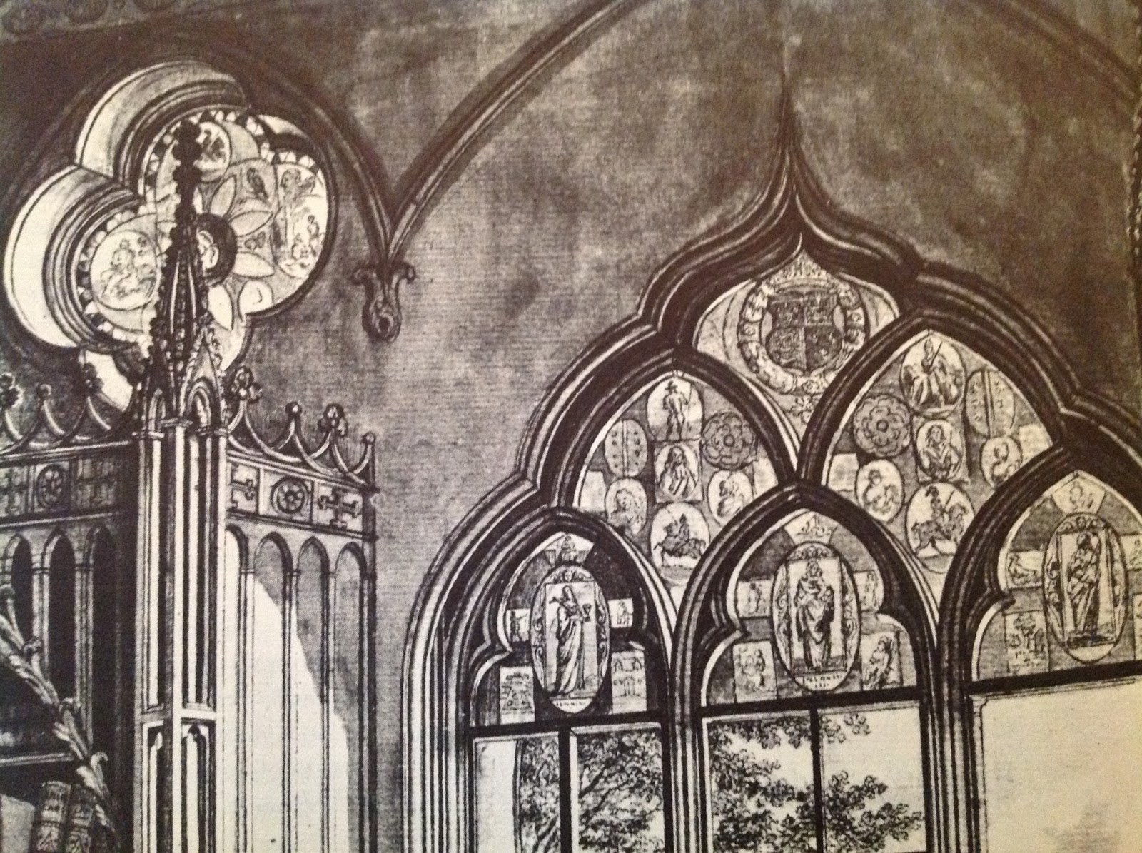 The Gothic Design In This English Country House Expresses Advanced Links GOOGLE EUGENE RAY GOTHIC ARCHITECTURE