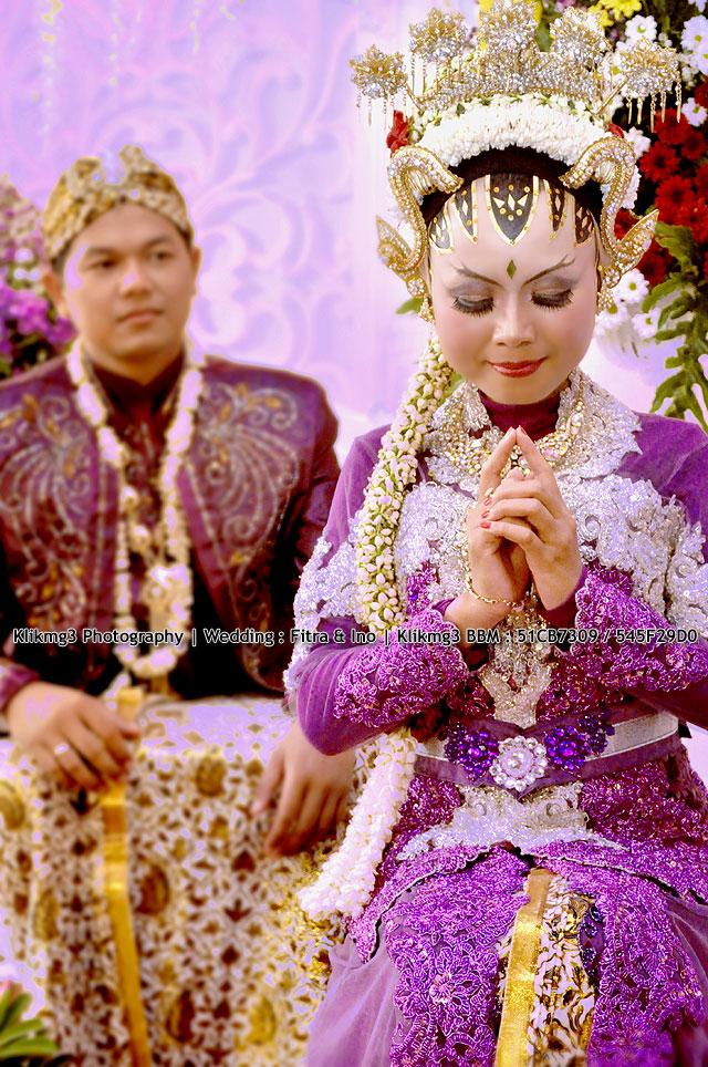 Wedding : Fitra & Ino || Fotografer : Klikmg3 Fotografi ( Fotografer Purwokerto )