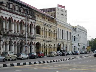 Malacca Malaysia Costa Victoria pict