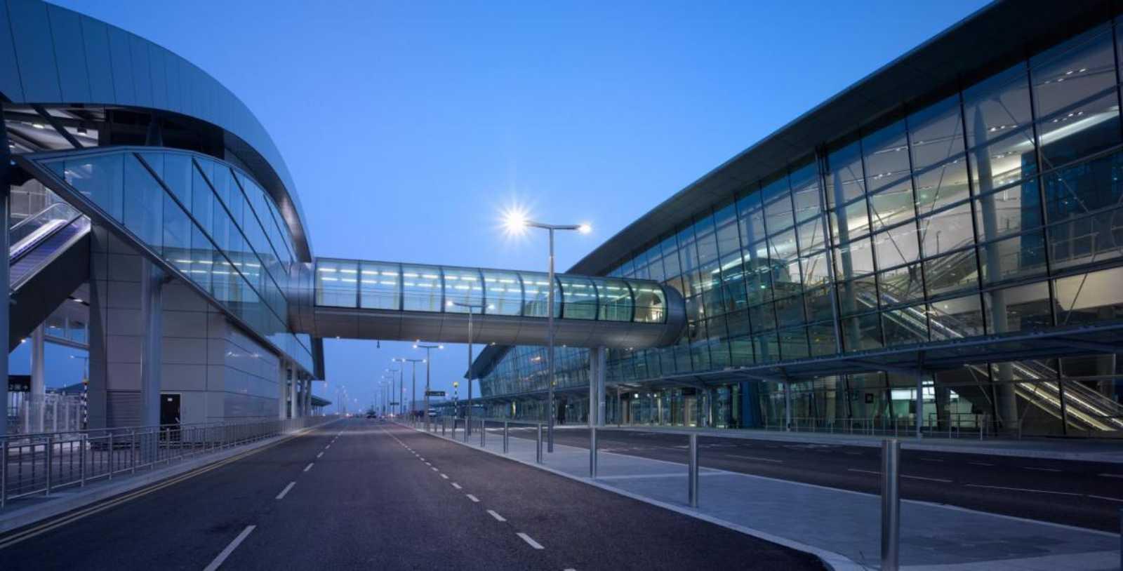 Dublin Airport Terminal  Food