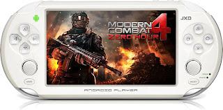 [REVIEW] Console/Tablet JXDS5110B (Dual-Core) JXDS5110B