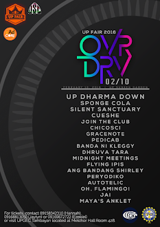 UP Fair Wednesday: Overdrive