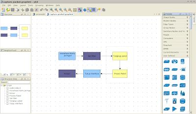 yEd Graph Editor Visio