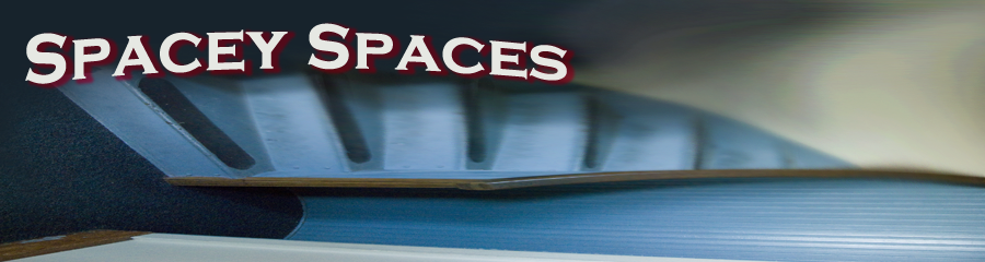 Spacey Spaces: (Interior) Spaces + Sociology