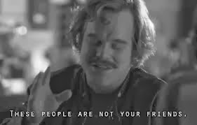 Lester Bangs, Almost Famous, Phillip Seymour Hoffman