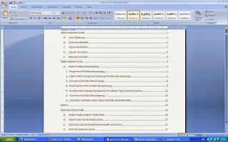 gambar laporan penelitian sosiologi