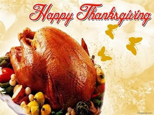 Beautiful Thanksgiving Image To Share On Facebook