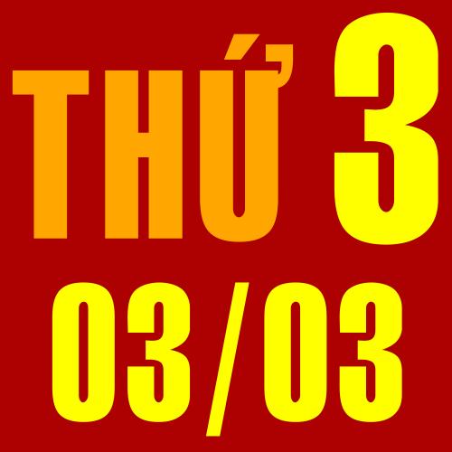 Tử vi Thứ Ba 3/3/2015 - 12 Con Giáp hàng ngày