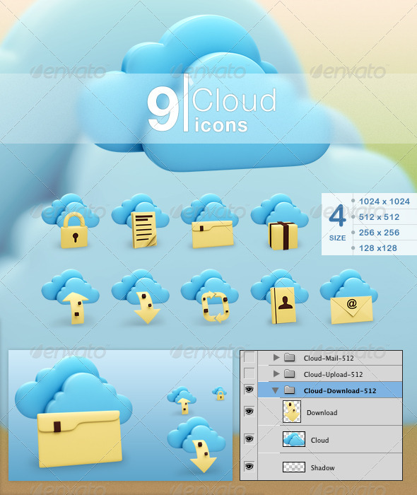 how to create folder icon online