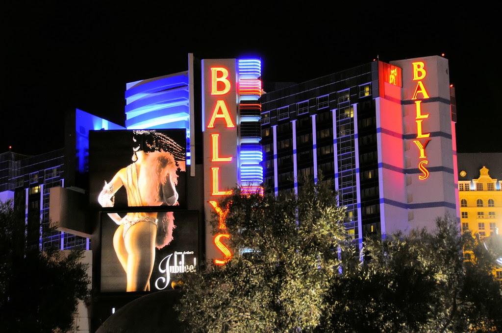Bally casino las vegas shows