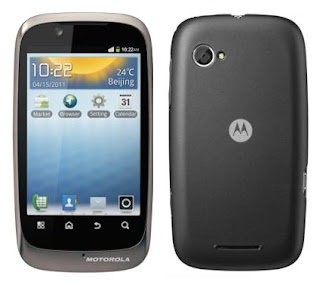 Motorola FIRE XT