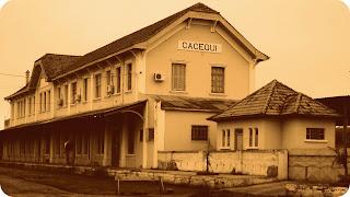 Estação Ferroviária de Cacequi, RS