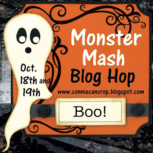 Monster Mash Blog Hop!