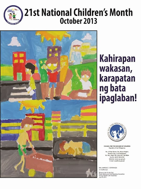 21st National Children's Month