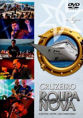 Cruzeiro Roupa Nova - DVDRip