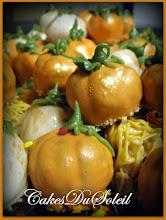 Pumpkin Cake Balls
