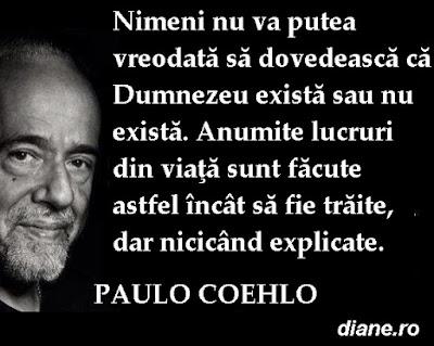 Poveste de Paulo Coehlo