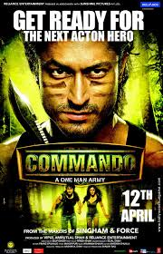 Commando: A One Man Army 2013