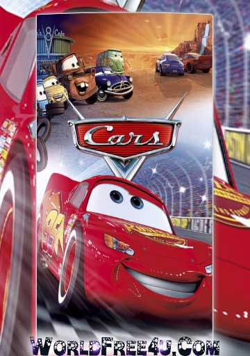 Poster Of Free Download Cars 2006 300MB Full Movie Hindi Dubbed 720P Bluray HD HEVC Small Size Pc Movie Only At stevekamb.com