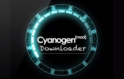 CyanogenROM Downlaoder available now for CyanogenMod 9 upwards, lets you auto update your ROMs to the latest version with changelog