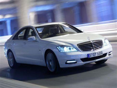 New Mercedes Benz S Class 2011. New Mercedes Benz S-class 2012