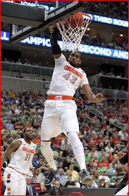 James Southerland might as well be wearing knickers