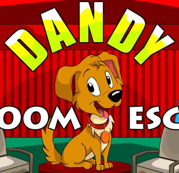 YalGames Dandy Red Room E…