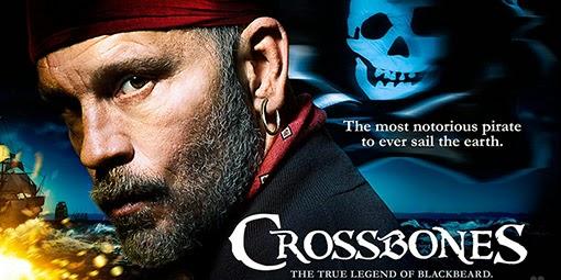 Crossbones NBC Richard Coyle John Malkovich