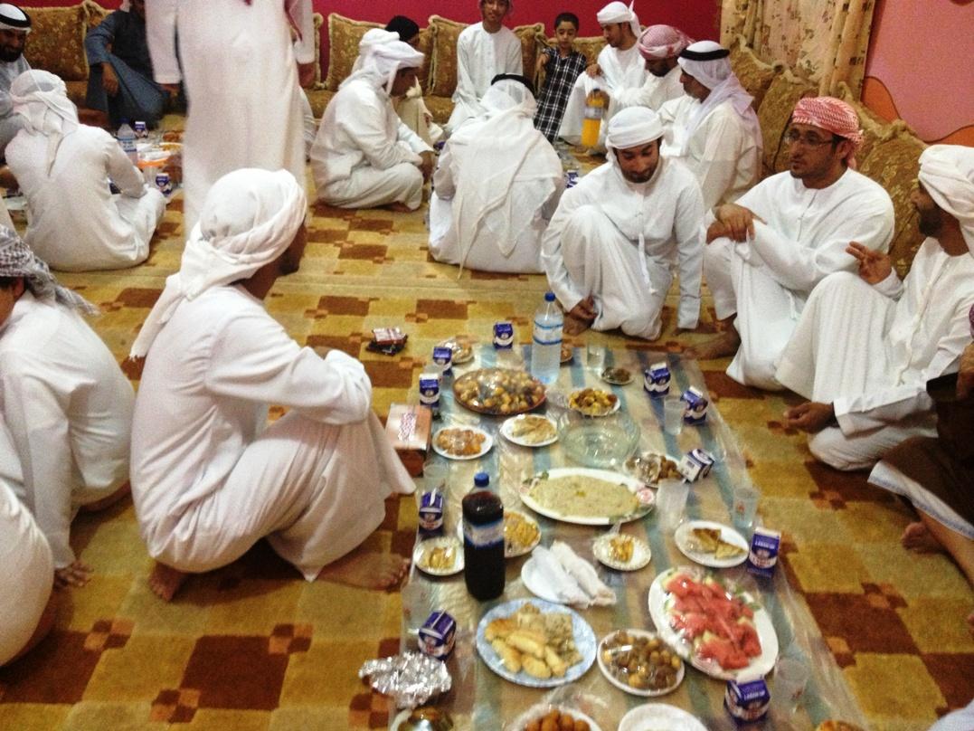 True Blue Iowan: Iftar with Omar