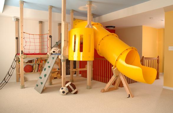 Kids Basement Ideas Stunning Kids Playrooms Kids Playrooms
