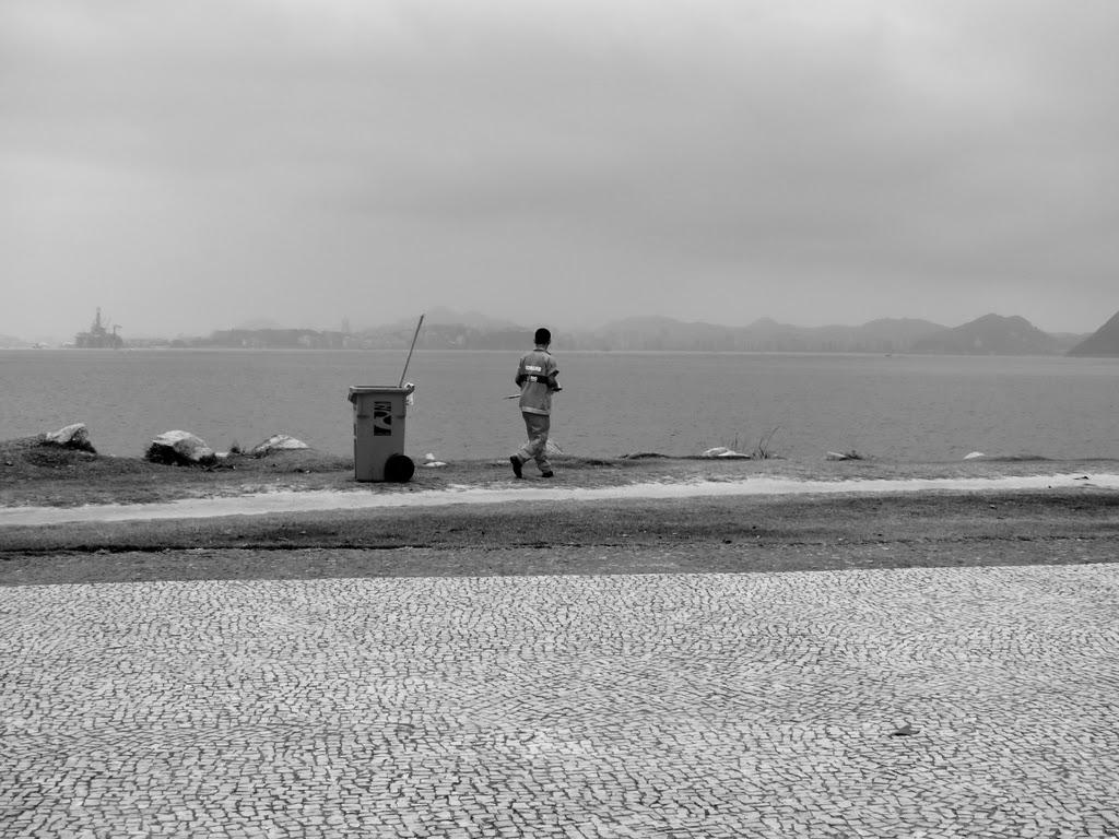 Um dia no Aterro (IV), by Guillermo Aldaya / PhotoConversa