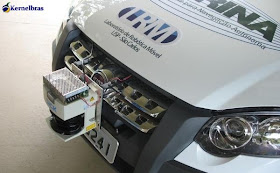 Carros sem motorista são testados em campus da USP