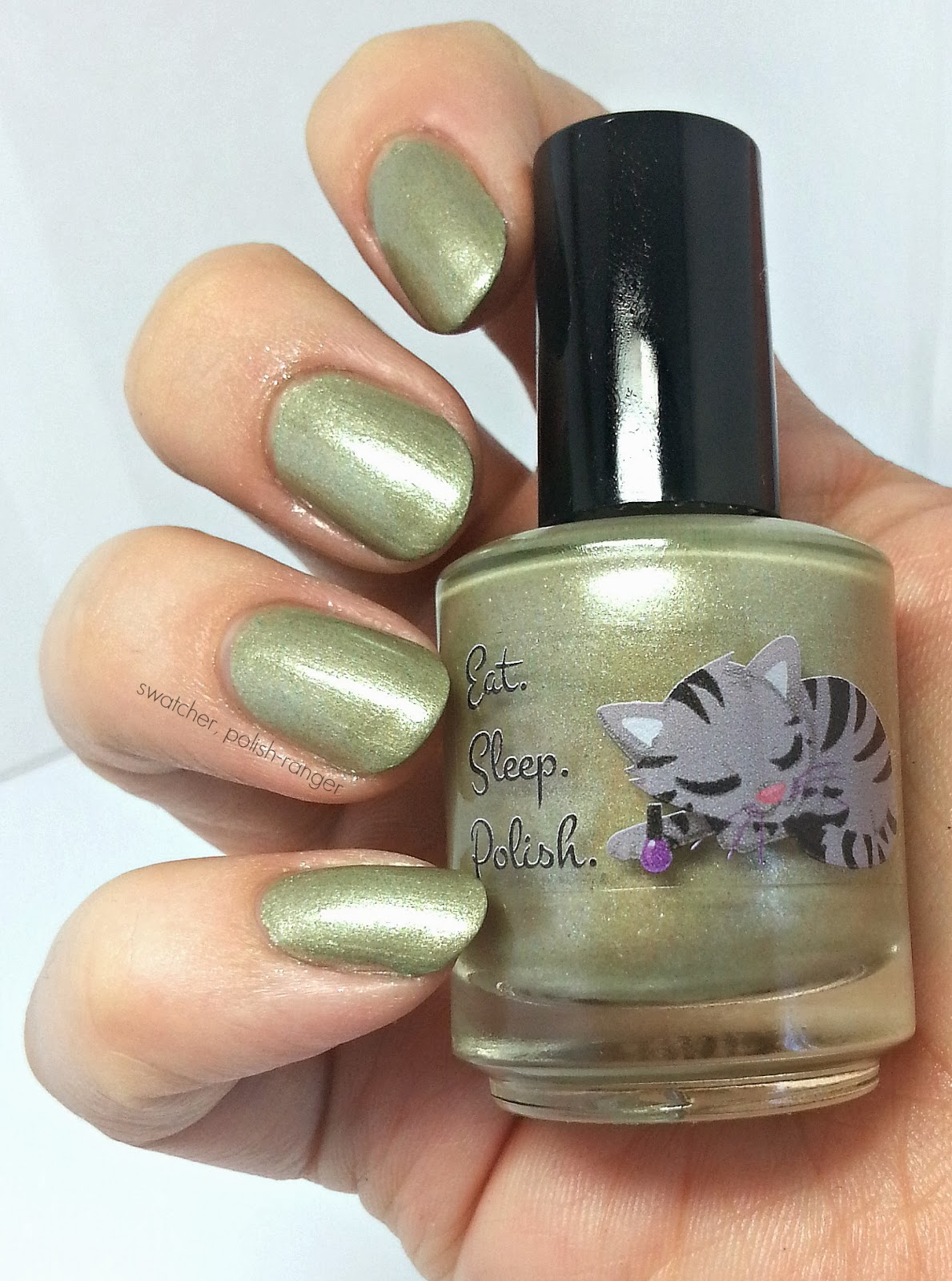 Eat Sleep Polish Perfect Storm swatch