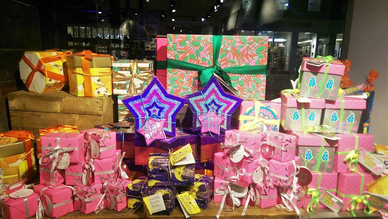 MY TOP LUSH 2015 CHRISTMAS PRODUCTS - A Life With Frills